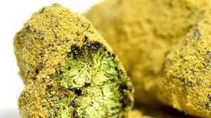 Moonrocks de Marihuana ¿Qué te Parece un 50% o un 80% de THC?